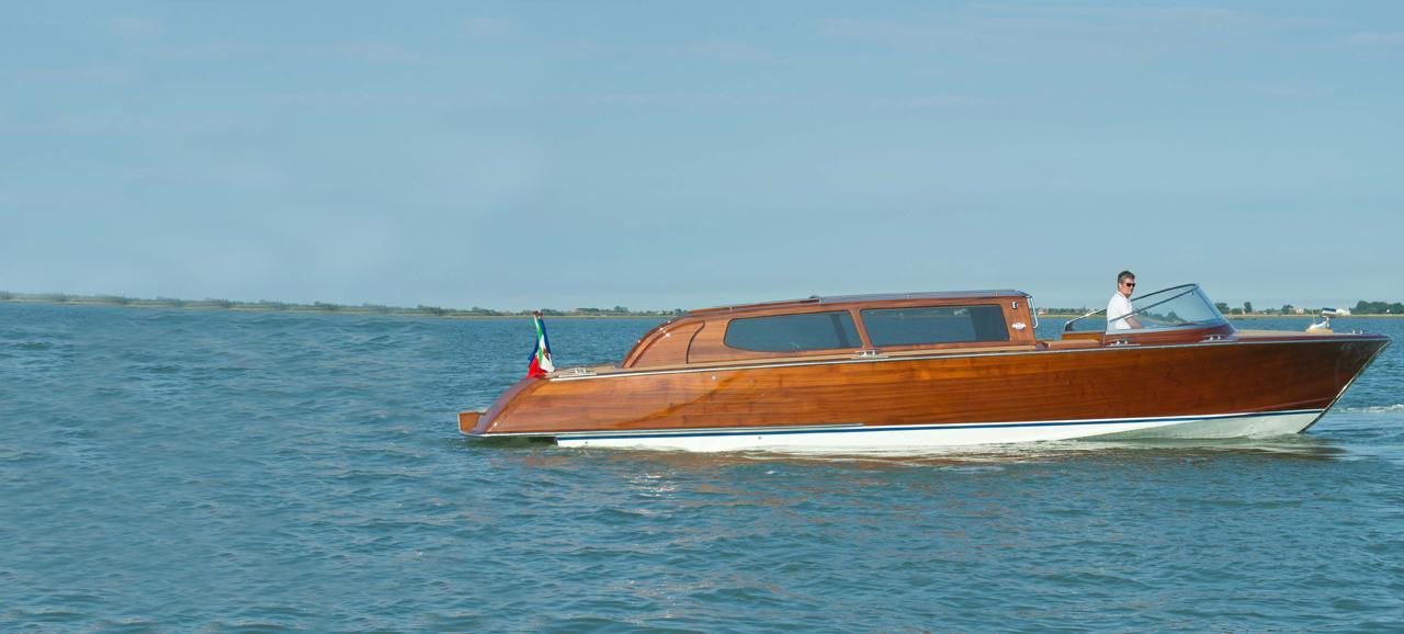Top Limousine in legno